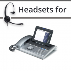 Headsets for Unify Siemens Hipath OpenStage 80