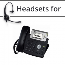 Headsets for Yealink SIP-T22P