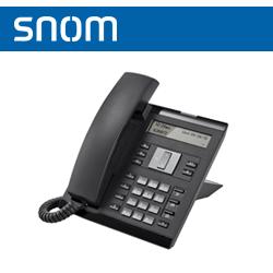Snom  IP  SIP   Handsets
