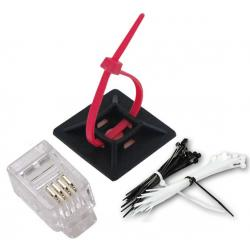 Telephone Plugs, Cable Ties & Bases