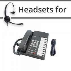 Headsets for Toshiba DKT2510F