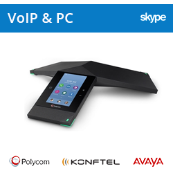 VoIP/PC Conferencing Speakerphone