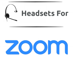 Headsets for Zoom