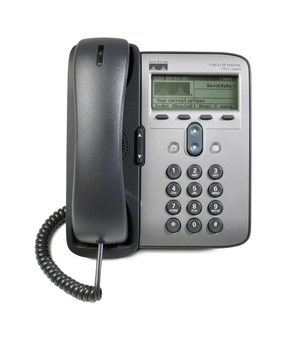 Cisco CP-7912G IP Phone - A Grade