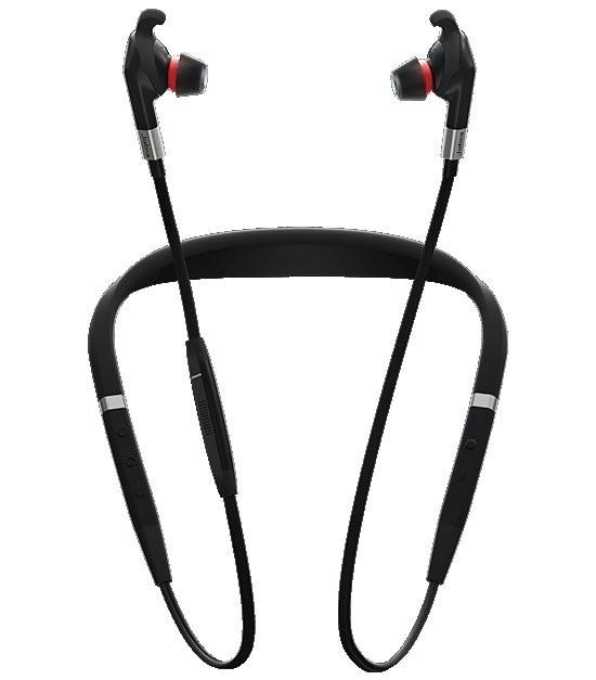 Jabra Bluetooth Car Speaker: Jabra Evolve 75E & Jabra Link 370