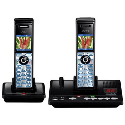 Idect x3i twin id x3i twin from pmc telecom - Designer cordless home phones ...