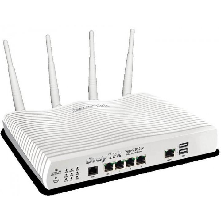 DrayTek Vigor 2762n Wireless ADSLVDSL