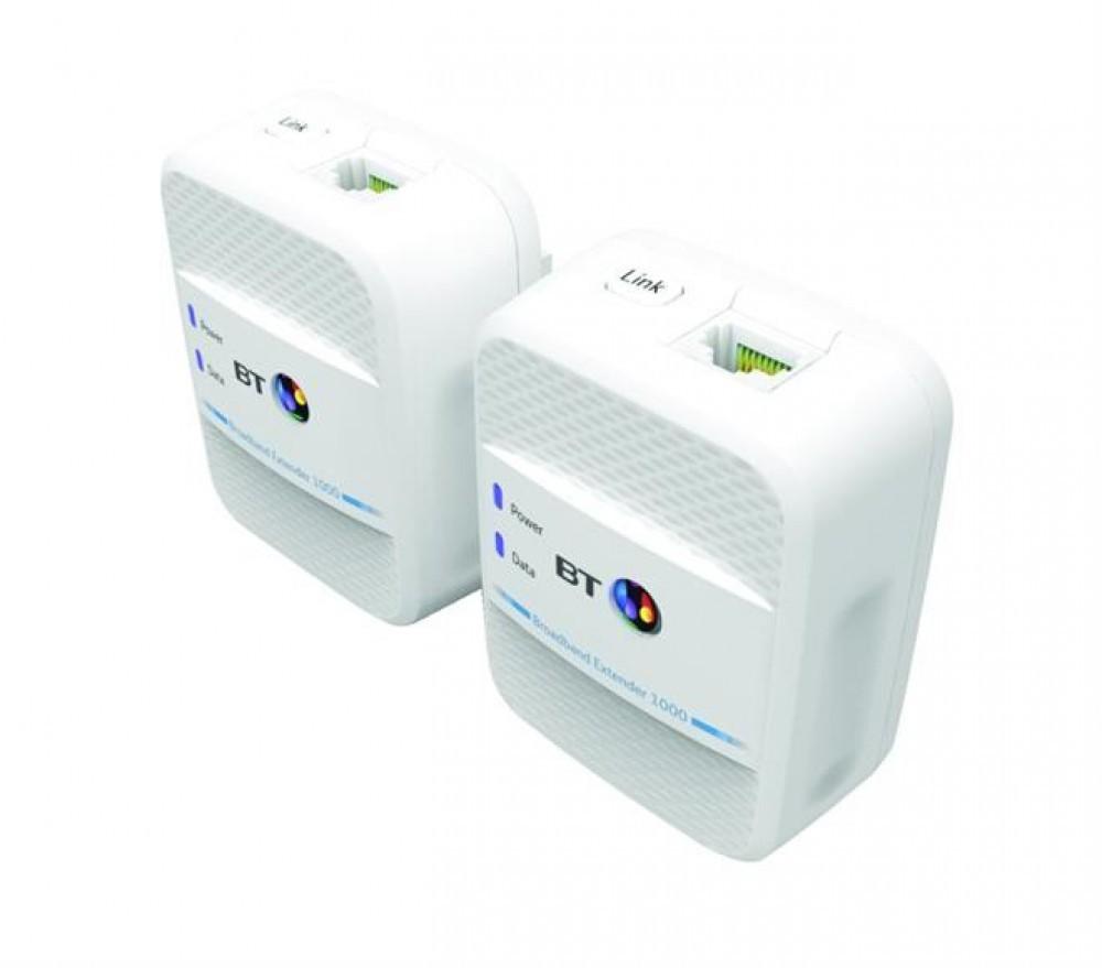 BT Broadband Extender 1000 Kit