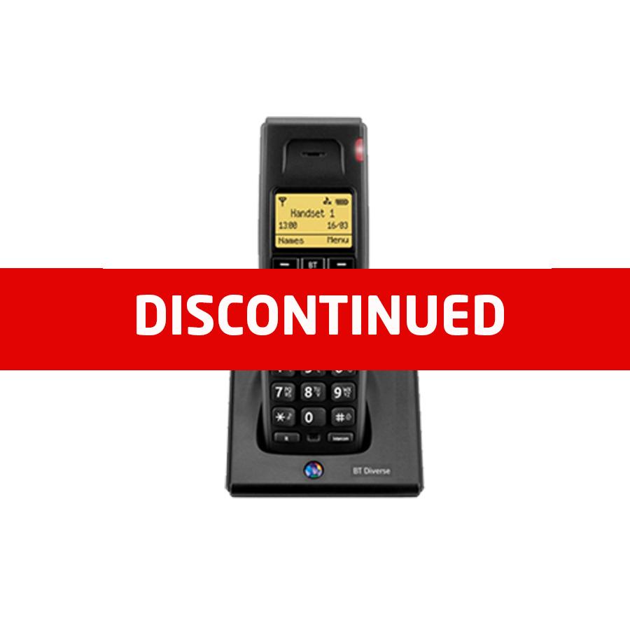BT Diverse 7110 DECT Cordless Phone