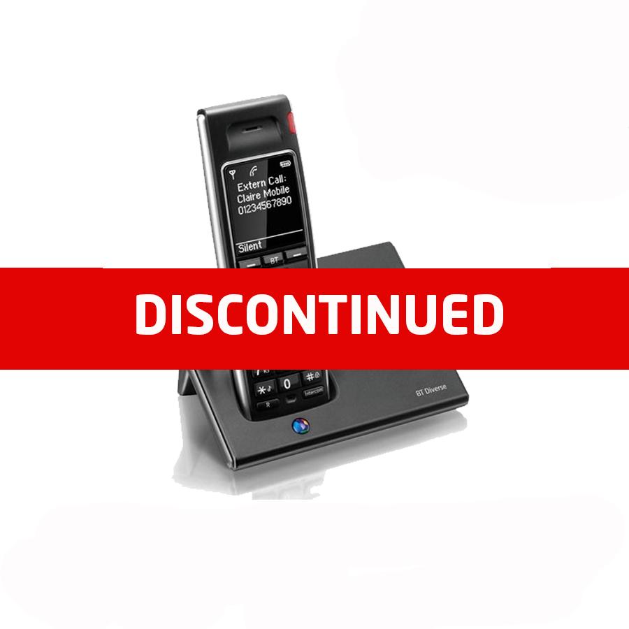 BT Diverse 7410 DECT Cordless Phone