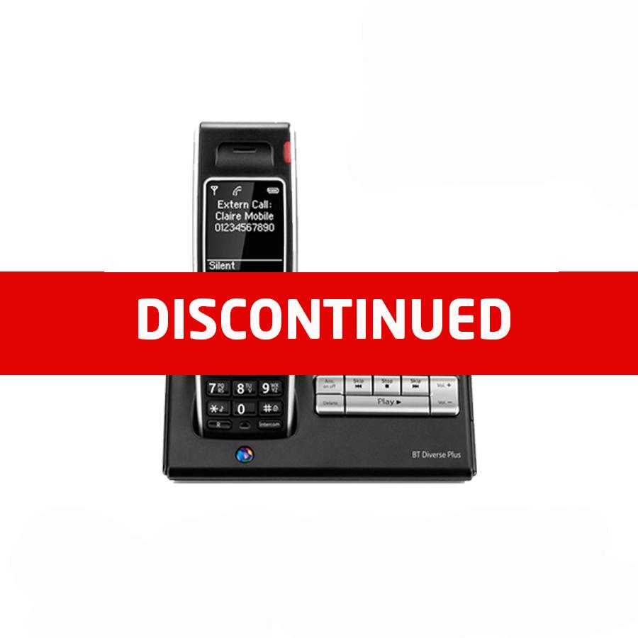 BT Diverse 7450 DECT Cordless Phone