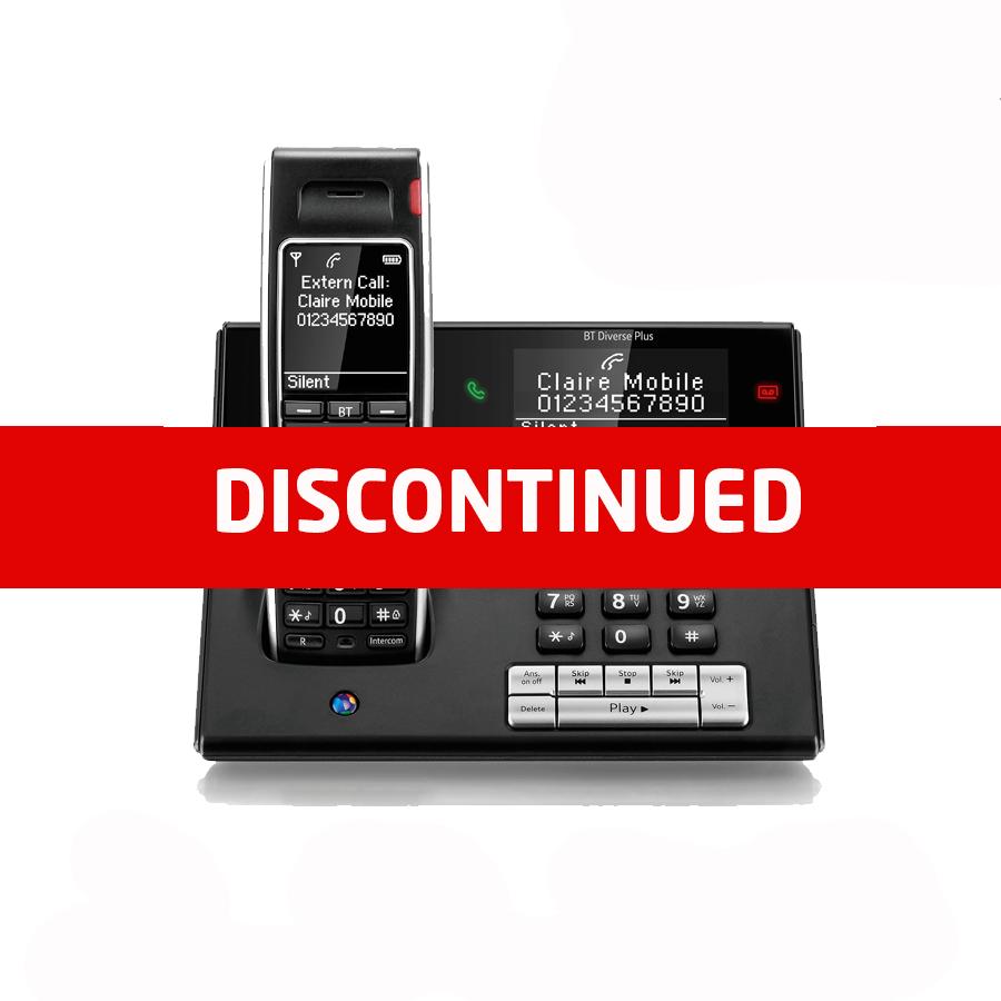 BT Diverse 7460 DECT Cordless Phone