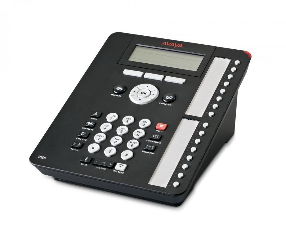 Avaya 16CC Agent Deskphone