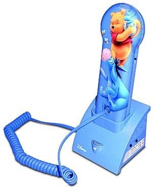 Lazerbuilt Disney Winnie the Pooh Slim Phone