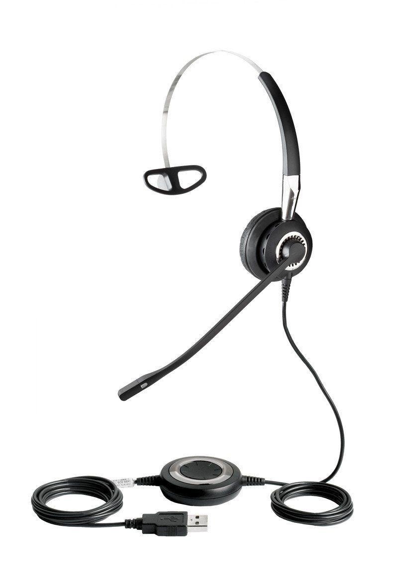 Jabra Biz 2400 II Mono USB UC Headset (BT)