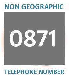 0871 - Silver Telephone Number