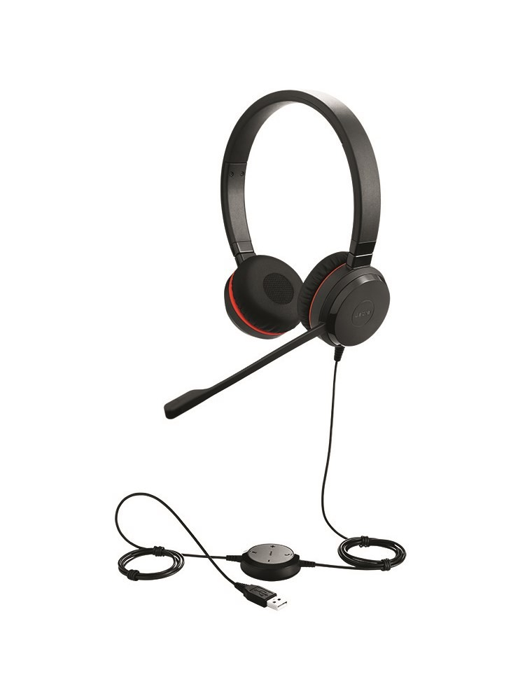 Jabra EVOLVE 30 - Stereo USB Headset