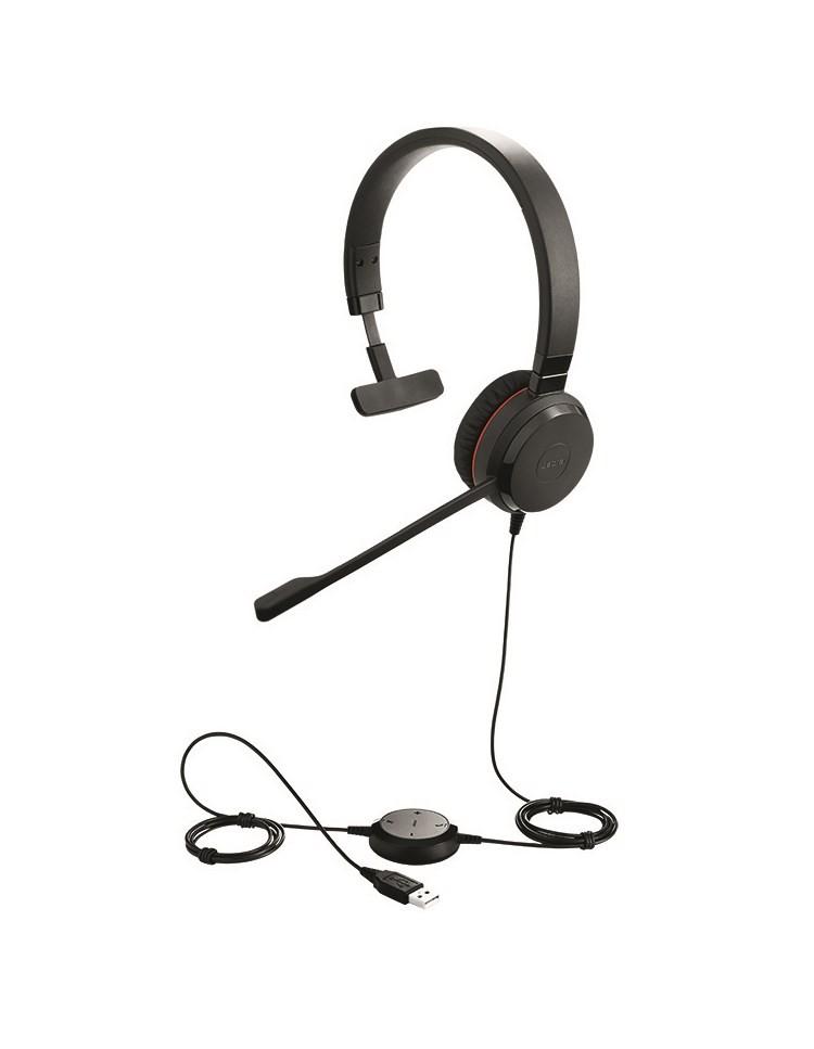 Jabra EVOLVE 30 - Mono USB Headset