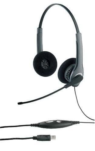 Jabra GN2000 Stereo USB Duo Headset