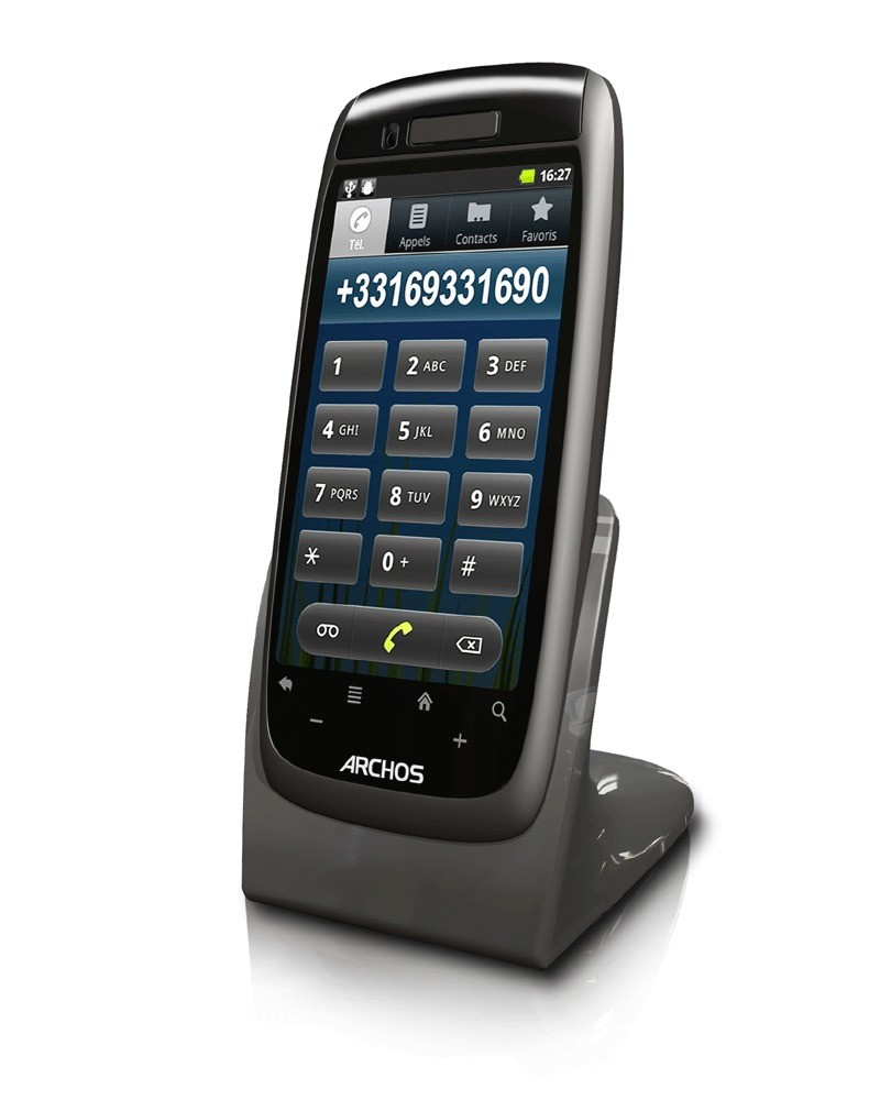 Archos 35 Smart DECT Android OS Home Phone