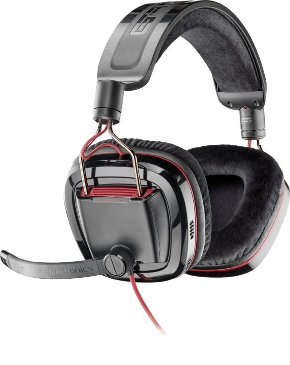 Plantronics Gamecom 780 USB Surround Sound Gaming Headset