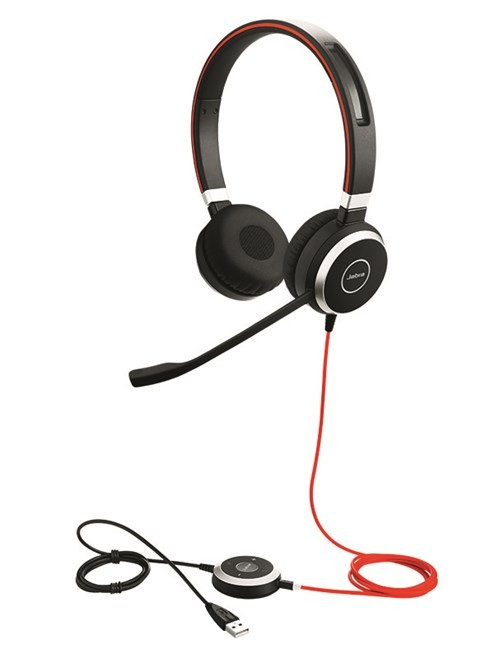 Jabra EVOLVE 40 MS - Stereo USB Headset