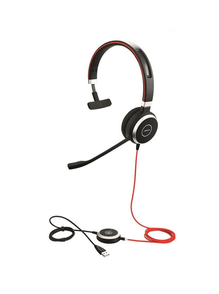 Jabra EVOLVE 40 - Mono USB Headset