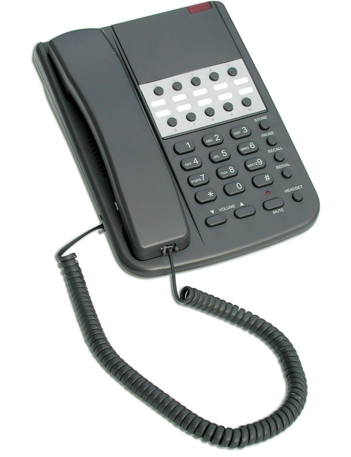 Orchid DBT2000 Business Phone - Black