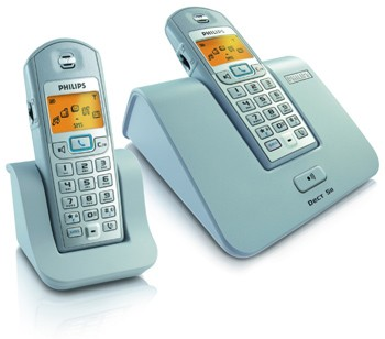 Philips 5112 SMS Twin DECT
