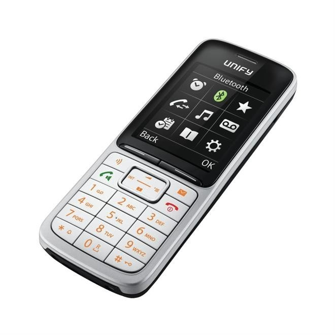 Unify Openscape SL5 Dect Cordless Phone Without Charging Cradle