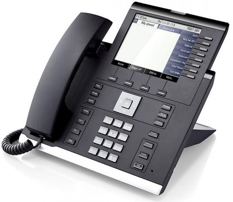 Unify Openscape Desk Phone IP 55G HFA Text Black - New