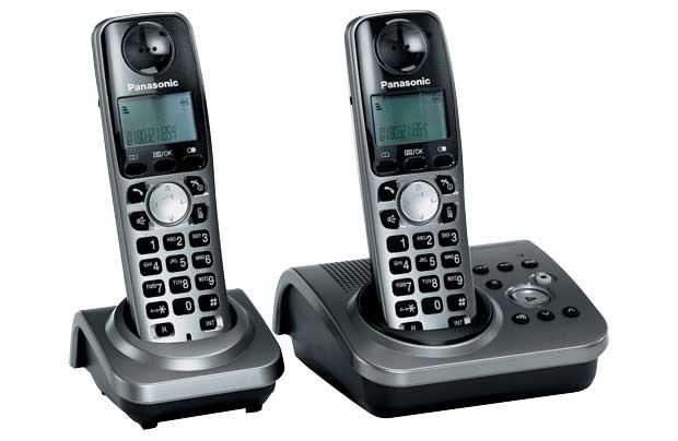 Panasonic KX-TG7232EM Twin With Answerphone