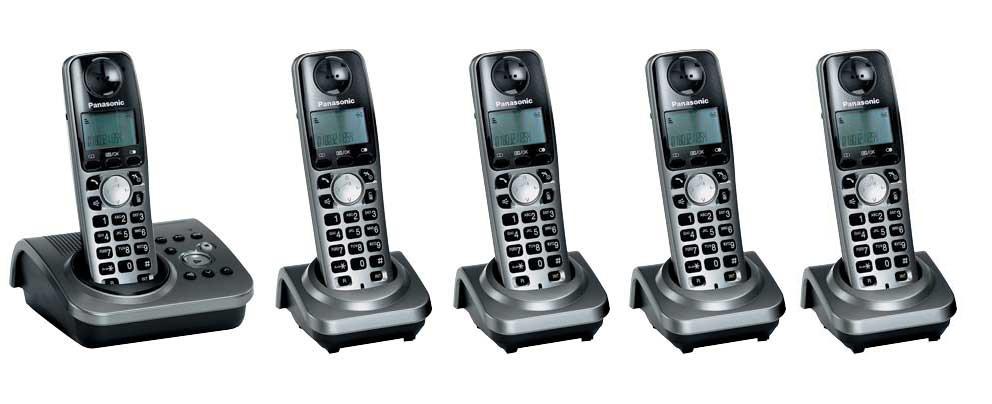 Panasonic KX-TG7235EM Quint With Answerphone
