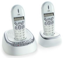 Doro 730R DECT Twin with Answering Machine