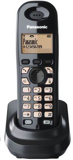 Panasonic KX-TG 7306 EB Six DECT Cordless Phone