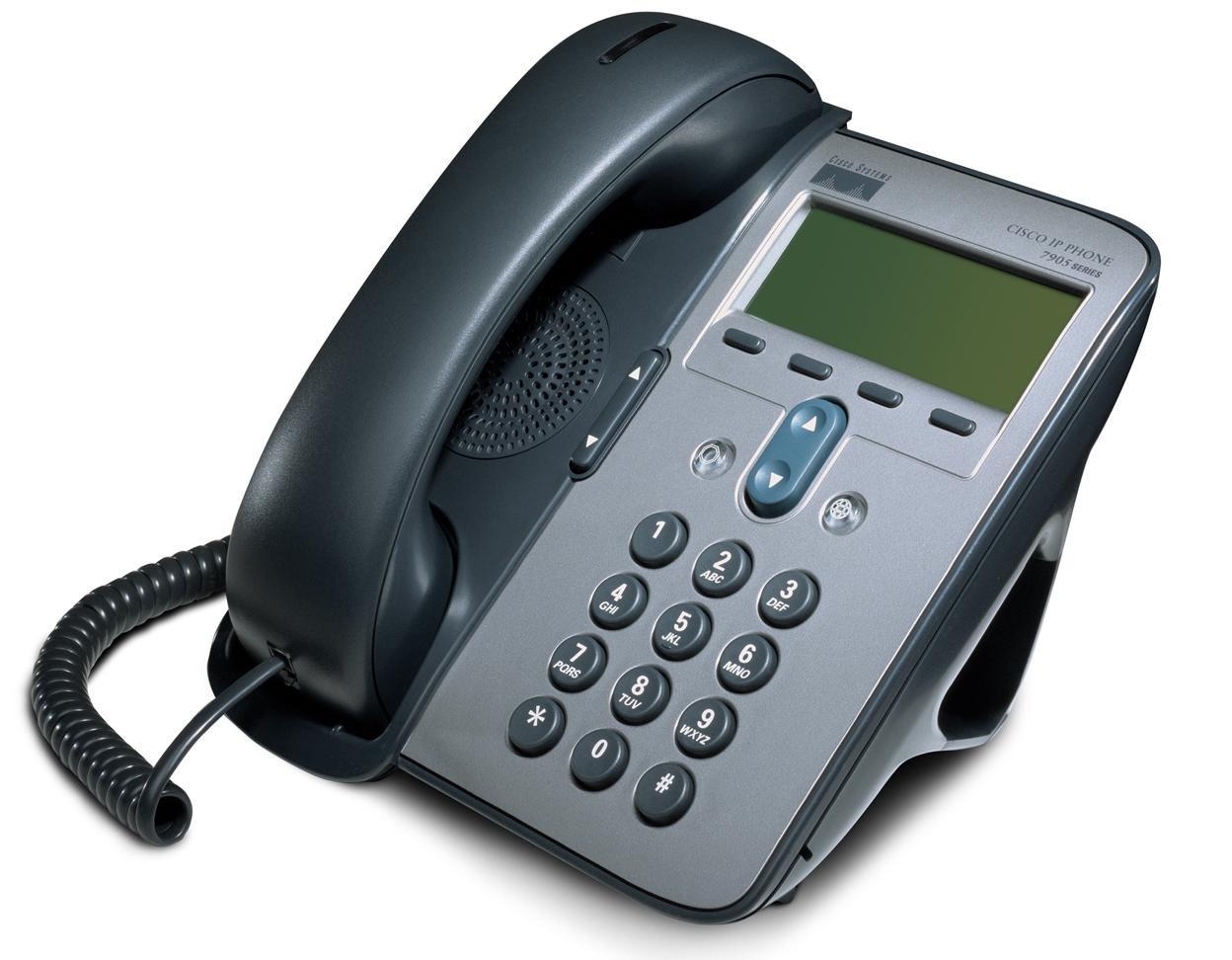 Cisco CP 7905G IP Handset - A Grade