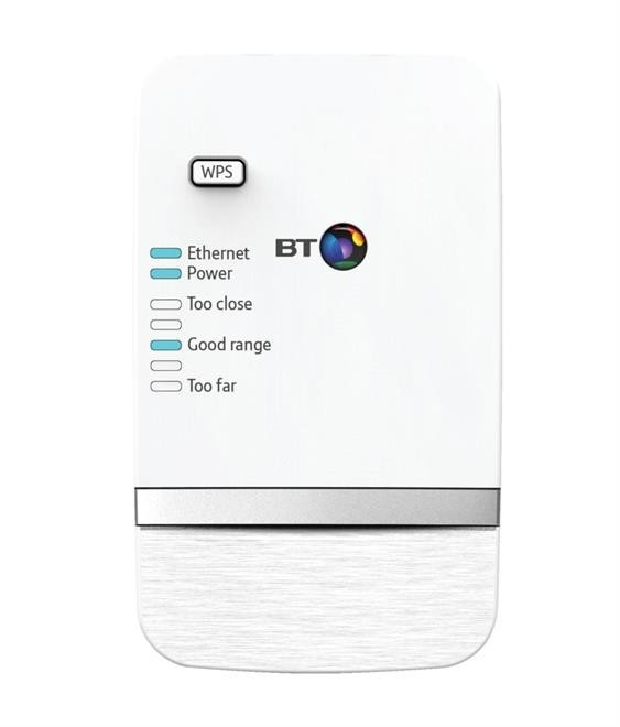 BT 610 Dual Band Wi-Fi Extender
