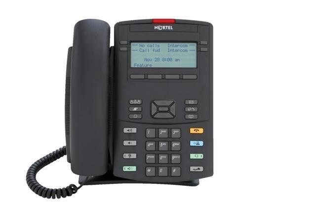 Nortel 1220 IP Deskphone