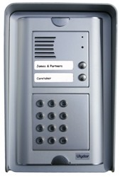 Kalika Ulydor SK-S Two Button Doorphone With Access Control Keypad