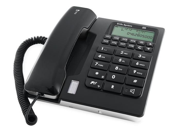 Doro 915c Syntiro Corded Telephone