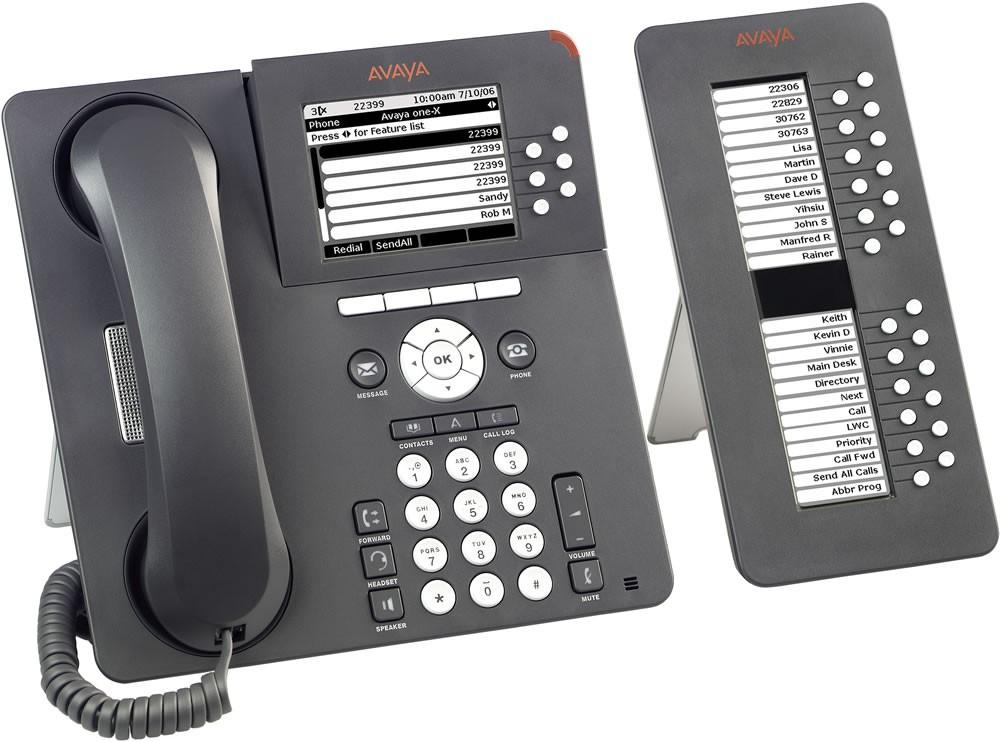 Avaya 9600 SBM 24 Button Expansion Module