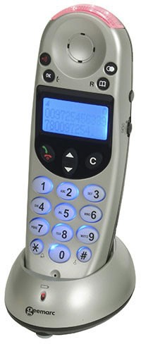 Geemarc Telecom Additional Handset for Amplidect 250