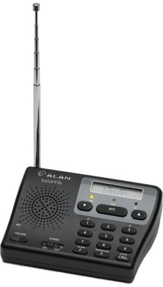 Alan Base446 Base Unit for Two Way Radios (PMR446)