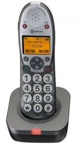 Amplicomms PowerTel 501 Additional DECT Handset
