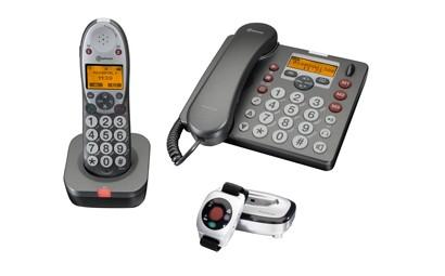 Amplicomms PowerTel 680 Telephone Bundle