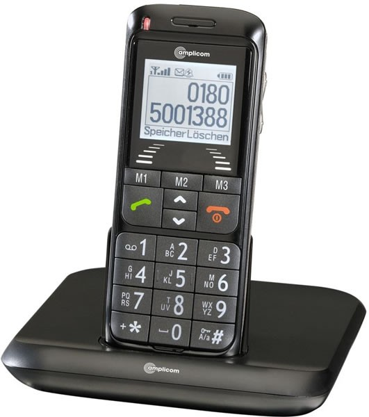 Amplicomms PowerTel M5000 SIM Free Mobile Phone
