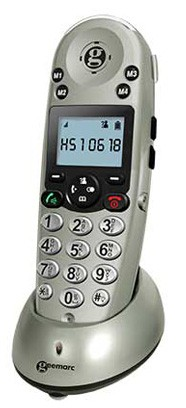 Geemarc Amplidect 350 DECT Additional Handset