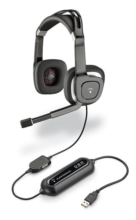 Plantronics .Audio 550 Computer Headset