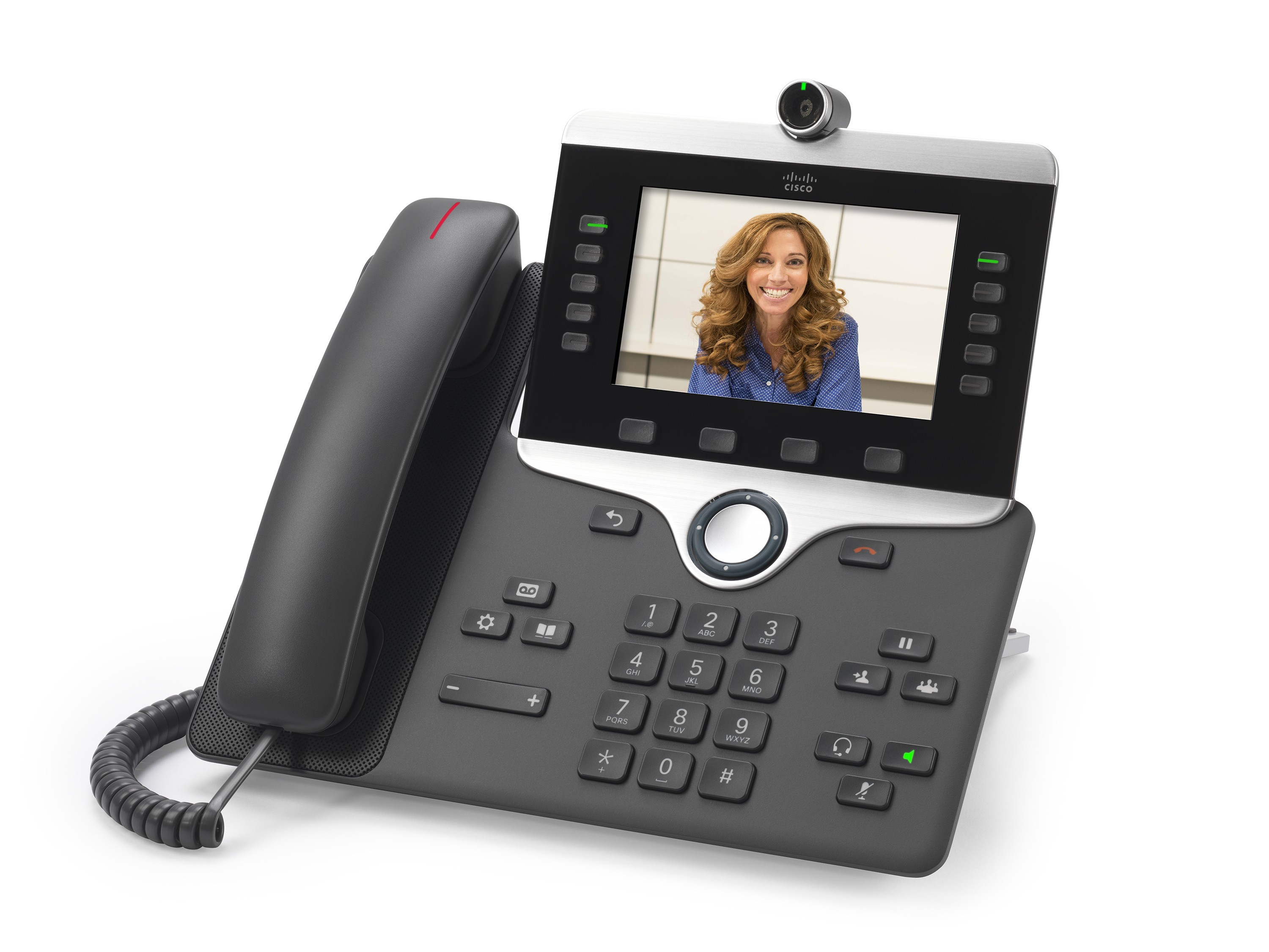 Cisco 8865 Unified IP Video Phone With High Resolution Screen