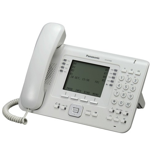 Panasonic KX-NT560 Executive IP Phone - White